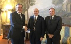 Piombino, Acciaierie Lucchini, Cevital incontra il governatore Rossi e assicura: «Pronti a investire 400 milioni»