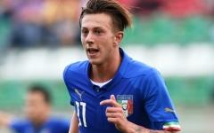 Fiorentina: Bernardeschi, assist vincente e rosso nell'under 21 azzurra. Pasqual: «A Napoli non sarà decisiva»