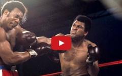 Muhammad Alì-Foreman: 40 anni fa a Kinshasa il mitico match nella storia della boxe (VIDEO)