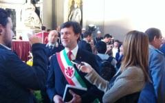Firenze, il sindaco Nardella: «Affitto il Salone de' Cinquecento: così non aumento le tasse»