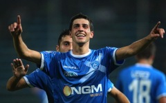 Empoli  battuto in casa dall'Atalanta (0-1). Rigore negato agli azzurri nel finale. Pagelle