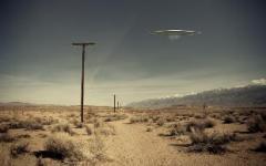 Ufo sulle Apuane, gli esperti: il cerchio di luce blu elettrico era degli extraterrestri