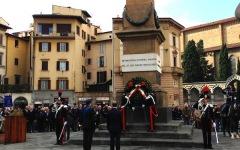 4 novembre: Firenze celebra la giornata dell'Unità Nazionale e delle Forze Armate