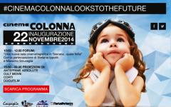 Firenze, riapre il cinema Colonna: sabato 22 novembre l'inaugurazione