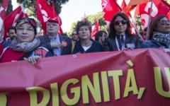 Cgil, otto ore di sciopero generale il 5 dicembre contro legge di Stabilità e Jobs Act