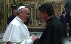 Firenze: il Papa fa gli auguri a Betori per San Giuseppe. E ricorda «con gratitudine la giornata fiorentina»