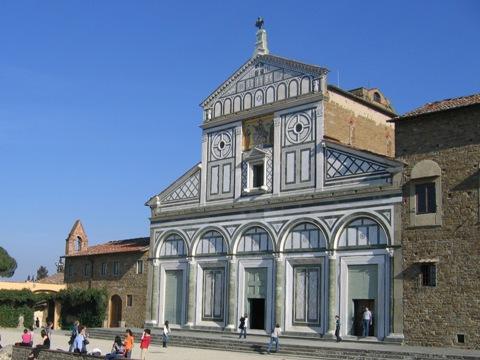 Firenze, San Miniato al Monte festeggia i suoi mille anni