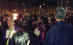 Firenze, tramvia linea 3: fiaccolata di protesta con centinaia di cittadini contro Palazzo Vecchio