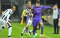 Fiorentina, il saluto di Alonso: «In viola un'avventura meravigliosa»