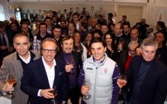 Derby Fiorentina-Empoli  (oggi ore 15, diretta su Sky e Mediaset Premium). Della Valle promette «un ritocchino»