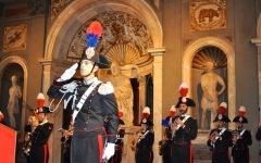 Firenze, Scuola Marescialli dei carabinieri: inaugurato l'anno accademico 2015-2016. E finalmente è pronta la nuova sede a Castello