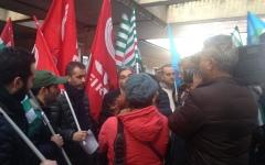 Ferrovieri: presidio a Santa Maria Novella contro le aggressioni