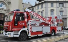Pisa: fuga di gas, evacuato un palazzo. Sette persone hanno passato la notte fuori casa