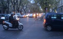 Firenze: Ataf in sciopero. Traffico caos, prima di Fiorentina-Juve, nella zona Ponte Rosso -Libertà - Don Minzoni