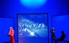 Dante e Campana a teatro, in chiave rock