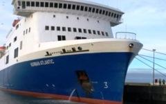 Traghetto in fiamme fra Grecia e Italia: scialuppe in mare, soccorsi difficili. In aiuto navi, aerei ed elicotteri
