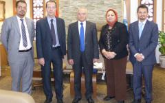 Università di Firenze e Iraq: il rilancio dell'agricoltura di Bagdad passa anche da qui