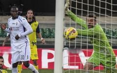 Fiorentina, vittoria in extremis sul Chievo: 1-2. Gol di Babacar al 94' (addio Gomez?) e miracoli di Tatarusanu. Pagelle
