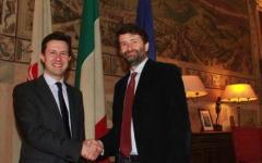 Firenze, il ministro Franceschini: sulla loggia Isozaki dev'essere d'accordo la città