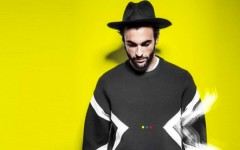 Marco Mengoni: Vola in classifica «Parole in circolo». Ed è già disco d'oro