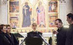 Il Quintetto Polifonico Italiano «ClementeTerni»