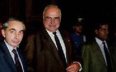 Firenze: prima della Merkel fu Helmut Kohl, nel 1992, a subire il fascino di questa città