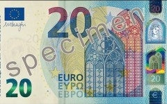 Banca d'Italia: anche in Toscana la nuova banconota da 20 euro