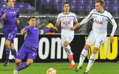 Europa League, grande Fiorentina: elimina il Tottenham (2-0) e vola negli ottavi. Strepitosi gol di Gomez e Salah. Pagelle