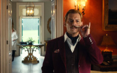 Mortdecai, Johnny Depp