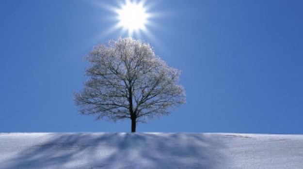 Neve nell'alto Mugello, si raccomanda prudenza