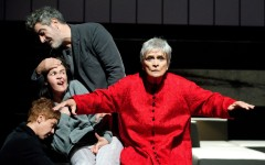 Firenze: alla Pergola «Sinfonia d'autunno» con Anna Maria Guarnieri  e la regìa di Lavia