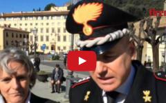 Fiesole dà la cittadinanza onoraria all'Arma dei Carabinieri (VIDEO)