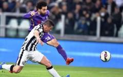 Coppa Italia , Fiorentina: che goduria! Due gol di Salah schiantano la Juve: 1-2. Finale vicina. Pagelle