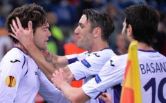 Europa League: Dinamo-Kiev-Fiorentina nei quarti. Il Napoli contro il Wolsburg. Champions: Juve contro il Monaco