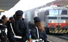 Controlli della Polfer nelle stazioni
