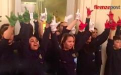 Concerto di Mani Bianche a Firenze