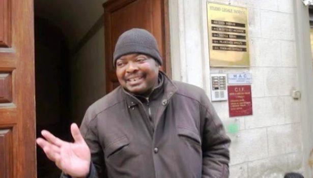 Guerrina Piscaglia: Padre Graziano Alabi è entrato nel carcere di Regina Coeli