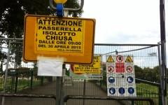 Firenze: passerella dell'isolotto, da lunedì 21 agosto il via ai lavori