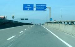 Superstrada Firenze-Pisa-Livorno: chiusure notturne previste questa settimana