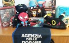 Manga giapponesi: a Livorno maxisequestro di 4 mila falsi giocattoli, gadget e vestitini