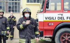 Firenze, incidente sul lavoro. Fiamme in una cisterna: ustionati gravemente due operai