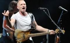 Firenze: Sting in concerto alla Visarno Arena
