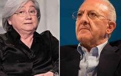 PD, il dopo elezioni al veleno: il neo governatore della Campania, Vincenzo De Luca, denuncia Rosy Bindi per diffamazione