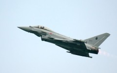 Aeronautica militare: il IV stormo di Grosseto ha terminato la missione 'Frontiera baltica'