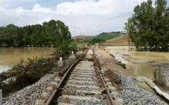 Toscana, nubifragio: la linea ferroviaria Siena-Grosseto chiusa ancora 10 giorni