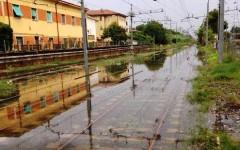 Siena, nubifragio: riaperta la ferrovia per Chiusi. Non quella per Grosseto