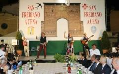 Firenze: Torrino d'oro a Chiesa, stasera nella cena di San Frediano