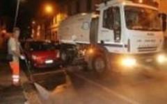 Firenze, Quadrifoglio: ricomincia la pulizia notturna delle strade