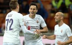 Fiorentina capolista! Strapazza l'Inter (1-4) con uno straordinario Kalinic (3 gol). Sousa «asfalta» Mancini. Pagelle
