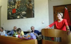 Cgil Firenze: Paola Galgani confermata segretaria generale